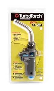 Victor Turbo Torch Extreme™ Self Light Propane Hand Torch TTX504