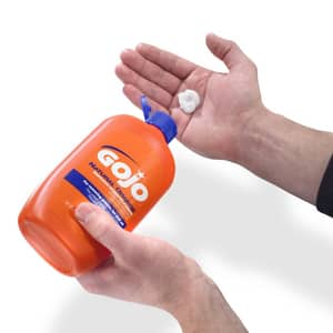 Gojo Natural Orange™ 14 oz. Natural Hand Cleaner in Orange G094712