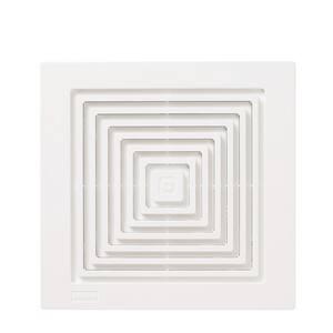 Broan Nutone White Plastic Ceiling/Wall Mount Exhaust Fan 50 CFM B688