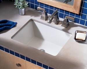 American Standard Boulevard® 20-1/4 x 16 in. Rectangular Undercounter Sink A0610000
