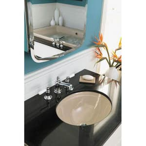 Kohler Bancroft® 3-Hole Deckmount Widespread Lavatory Faucet with Double Lever Handle and 2-9/16 in. Spout Height K10577-4