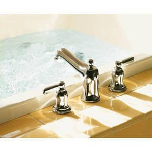 Kohler Bancroft® Bath Faucet Trim with Double Lever Handle KT10585-4