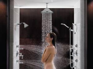 Delta Faucet RSVP® 2 gpm 1-Function Bar Mount Slide Bar Hand Shower D89710