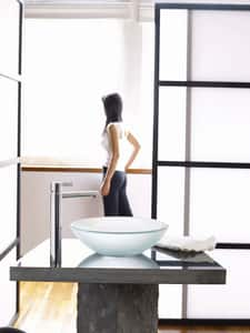 Hansgrohe Metris S 1-Hole Lavatory Mixer with Single Lever Handle H31020