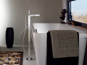 AXOR Citterio Freestanding Tub Filler AX39451