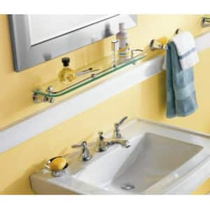 Moen Rothbury™ Widespread Lavatory Faucet with Double Lever Handle MTS6205