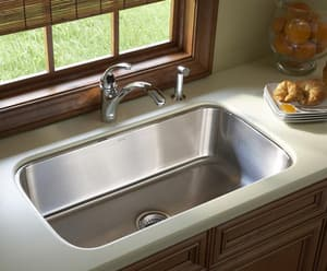 Sterling Plumbing Group McAllister® Single Bowl Undercounter Kitchen Sink SF11600NA