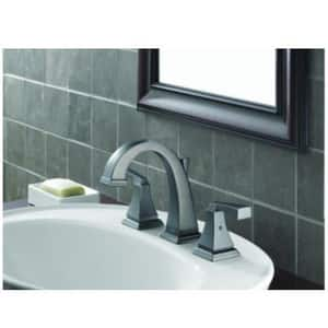 Delta Faucet Dryden™ 1.5 gpm 3-Hole Lavatory Faucet Trim with Double Lever Handle D3551LF