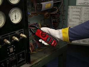 Milwaukee 9-1/2 in. HVAC Clamp Motor M223620