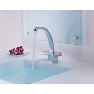 Brizo Loki® 1-Hole Lavatory Faucet with Two Lever Handles and 7-3/4 in. Spout Height D65172LF