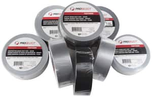 PROSELECT® 2 in. x 60 yd. Silver Polyethylene Utility Duct Tape PSDTU260S at Pollardwater
