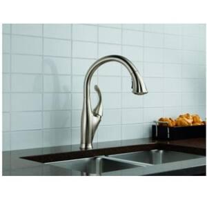 Delta Faucet Addison™ 1-Hole Bar Faucet with Single Lever Handle D9992TDST