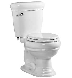 Mirabelle® Boca Raton 1.28 gpf Elongated Bowl Toilet MIRBR240A