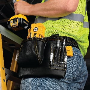 DEWALT Magnetic Tough Case in Black and Yellow DDWMTC15