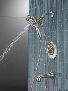 Delta Faucet Linden™ Tub and Shower with In2ition 2-in-1 Showerhead (Trim Only) DT17494I