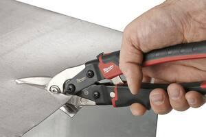 Milwaukee Alloy Steel Left Cutting Snips M48224010