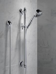 Delta Faucet Classic® 2.5 gpm 7-Spray Massage Slide Bar Hand Shower D51708