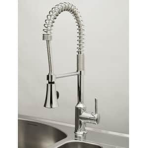 American Standard Pekoe™ 1-Hole Semi-Professional Kitchen Faucet with Single Lever Handle A4332350