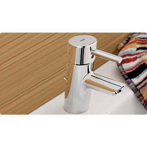 Grohe Concetto® 1-Hole Deckmount Bathroom Faucet with Single Lever Handle G342701