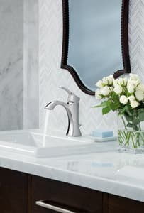 Moen Voss™ Single Lever Handle Lavatory Faucet M6903