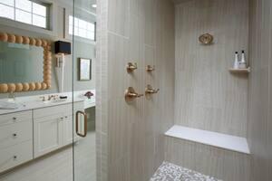 Delta Faucet Cassidy™ Bidet Bath Faucet Lever Handle Kit DH297
