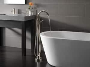 Delta Faucet Trinsic® Single Lever Handle Lavatory Faucet D559LFMPU