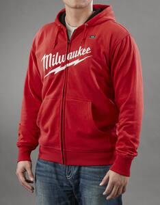 Milwaukee M12™ Heated Hoodie Kit in Red M2371