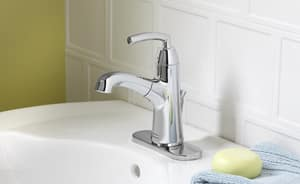 American Standard Tropic® 1.5 gpm Single Lever Handle Lavatory Faucet A7038101