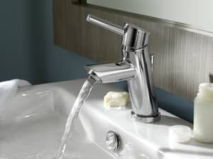 American Standard Serin® Single Lever Handle Lever Lavatory Faucet A2064131