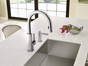 Moen Modern Soap and Lotion Dispenser MS3947