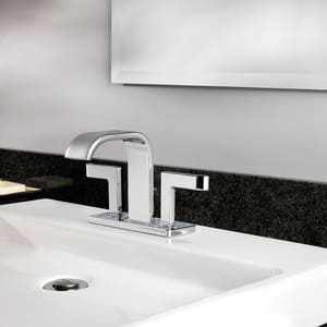 Pfister Skye™ Centerset Double Lever Handle Lavatory Faucet PF046SY