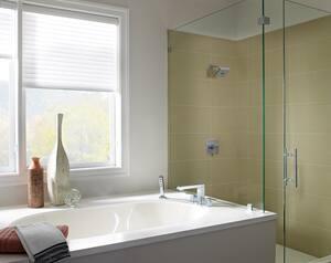 Delta Faucet Ara® 2 gpm Showerhead and Valve Trim (Trim Only) DT14267