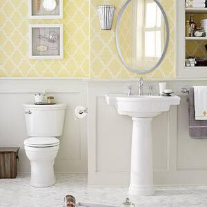 American Standard Champion® 1.28 gpf Round Toilet A212BA104