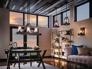 Kichler Lighting Colerne 100W 1-Light Wall Sconce KK43436