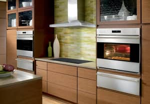 Wolf Range 36 in. Cooktop Wall Hood WVW36