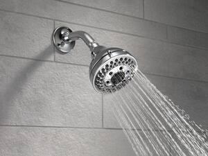 Delta Faucet 2 gpm 5-Setting Showerhead D5263715PK