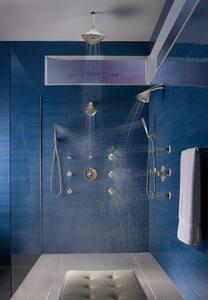 Brizo Sotria™ 2.5 gpm Raincan Showerhead D81350