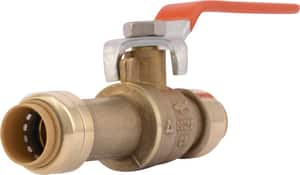 Sharkbite 1/2 in. Slip Ball Valve S24735LF