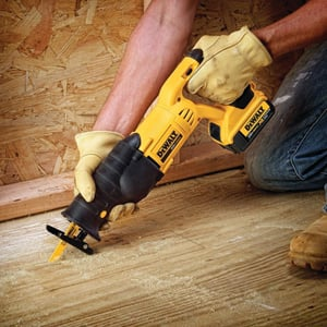 DEWALT 20V Max 20V 5A Lithium-Ion Cordless Reciprocating Saw Kit DDCS380P1 at Pollardwater