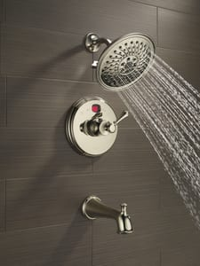 Delta Faucet Temp2O™ Tub and Shower Faucet (Trim Only) DT14400T2O