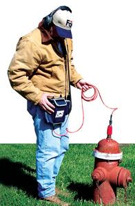 Battery Leak Sounding Survey Tool FS30 at Pollardwater