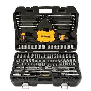 DEWALT 168-Piece Mechanics Tool Set DDWMT73803