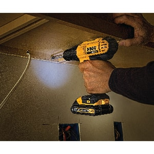 DEWALT 1/2 in. 20V Cordless Compact Drill and Driver Kit DDCD771C2