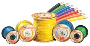 Copperhead Industries High Strength 1000 ft. 10 ga Copper Tracer Wire in Blue C1030BHS1000 at Pollardwater