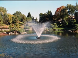 5 hp Stainless Steel Fountain with 200 ft. Cord K51JF200 at Pollardwater