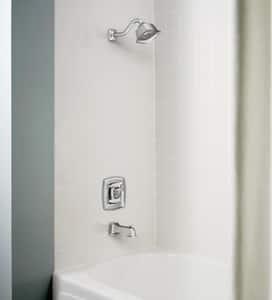 Moen Boardwalk™ 1.75 gpm Tub and Shower Trim MT2163EP