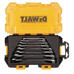 DEWALT 8-Piece Combination Wrench Set DDWMT73809
