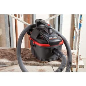 Ridgid Qwik Lock® 4 gal Wet and Dry Vacuum R50313