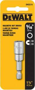 DEWALT 5/16 x 1-7/16 in. Magnetic Socket Drive DDW2219