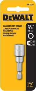 DEWALT 3/8 x 1-1/2 in. Magnetic Socket Drive DDW2220